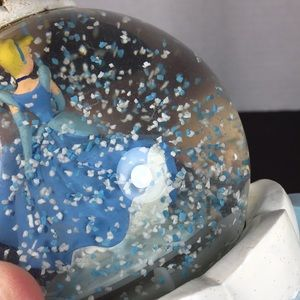 Cinderella Other - Cinderella Musical Snow Globe. Disney Princess